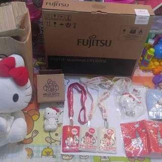 (全新未用過) Sanrio 2009年 Hello Kitty 35週年 香港會場限定產品,共8件產品  不設散賣,全要只係$150 包順豐站自取7