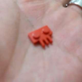 玩具編號2452紅色一件