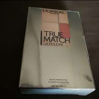 Loreal True Match Powder Foundation R2