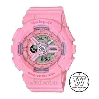 Brand New Casio Baby-G Super Sweet Pink BA-110-4A1