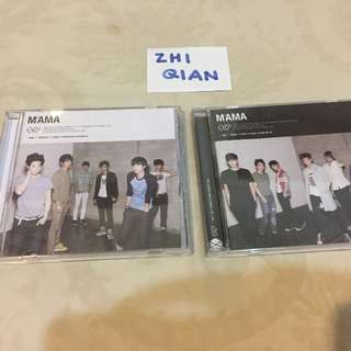 [READY STOCK] EXO MAMA ALBUM CHINESE EDITION