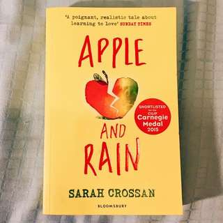 Sarah Crossan - Apple and Rain