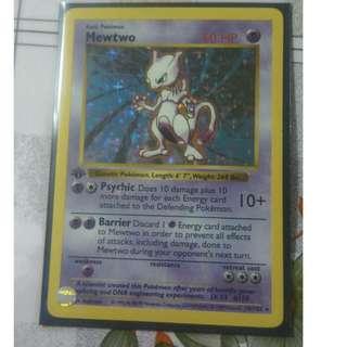 Pokemon Cards (1st Edition)