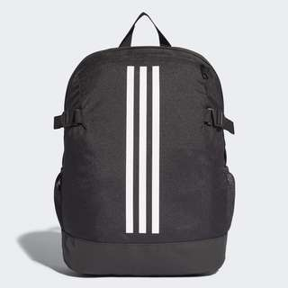 adidas 3-Stripes Unisex M Power Backpack -BLACK