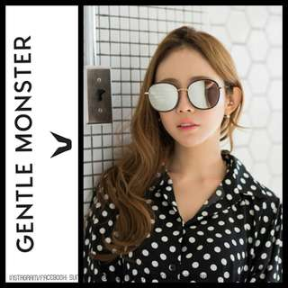Gentle Monster sunglasses - Mad Crush