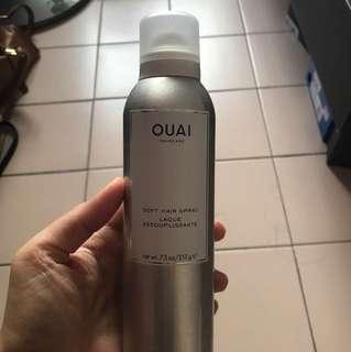 Quai soft hair spray