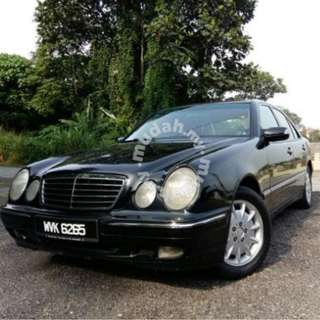 MERCEDES BENZ E240 2.4 (A) ORIGINAL