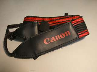 Canon Nylon Camera Strap