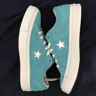 Converse one star 水藍色 非golf wang all star