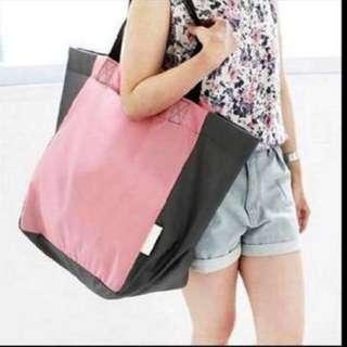 Large Shopping Bag (Foldable & Waterproof)