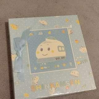 shinkansan 新幹線火車頭相簿4R 60張