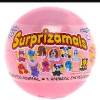 Surprizamals Series 2 - Kit (Pink Cat)