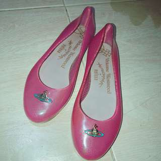 Melissa Mel Vivienne Westwood Pink