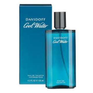 BRAND NEW FREE DELIVERY - Davidoff Cool Water 125ml - ORIGINAL
