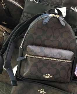 Coach backpack new