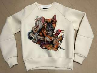 Junn J x Greg Simkins sweater