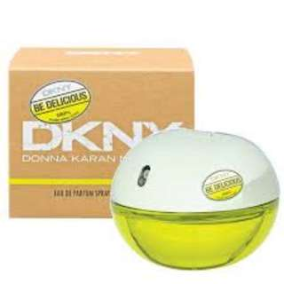 BRAND NEW FREE DELIVERY - DKNY Be Delicious EDP for Women 100ml - ORIGINAL