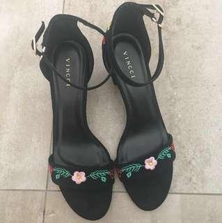 VINCCI Block Heel Sandals