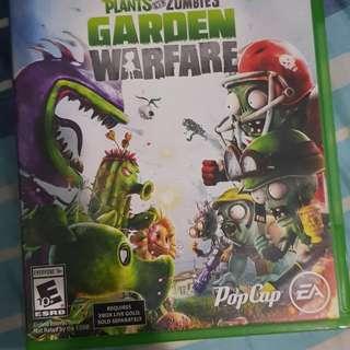 Xbox One Plants VS Zombies