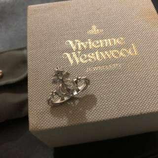 Vivienne westwood logo earring