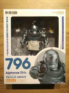 Nendoroid 796 - Fullmetal Alchemist Alphonse Elric