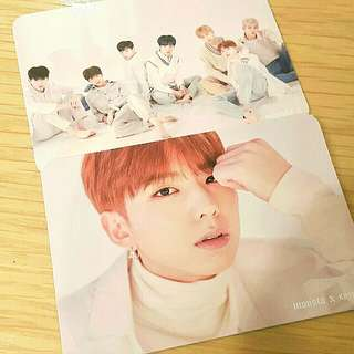 Monsta X KIHYUN Limited Fan Con photocard