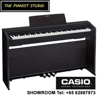 THE PIANIST STUDIO | Casio Privia Digital Piano PX-870 Singapore Sale!