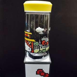 Hello Kitty 限量版透明水杯