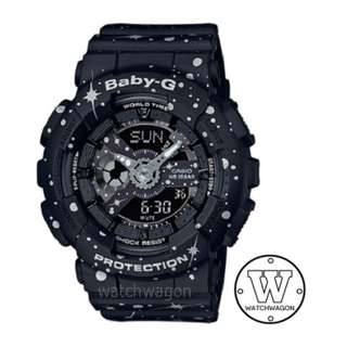 Brand New Casio Baby-G Star Series BA-110ST-1A  .    ....   ba-110