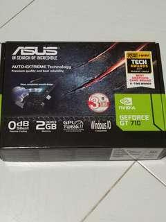 Asus Geforce gt 710 2gb ddr3