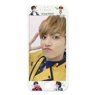 BTS screen protector(mon貼)