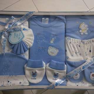 Baby Boy Gift Set (Newborn)