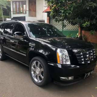Cadillac Escalade 2011 ultimate Km 39rb