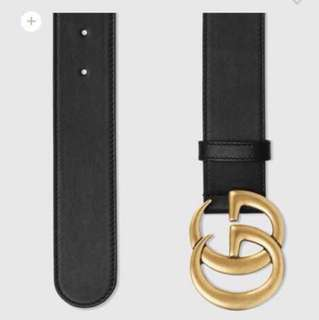 🔥Hot Deal 🔥 Gucci Belt Unisex , Ready stock and Authentic