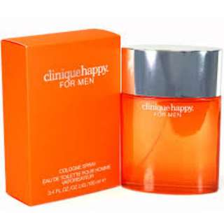 BRAND NEW FREE DELIVERY - Clinique Happy EDT for Men 100ml - ORIGINAL