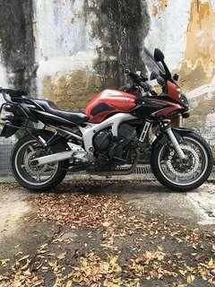 Yamaha Fazer600!!!
