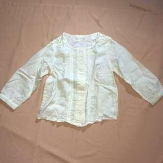 Baby Blouse Zara