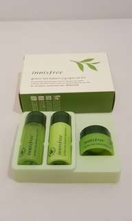 Innisfree Green Tea Balancing Kit