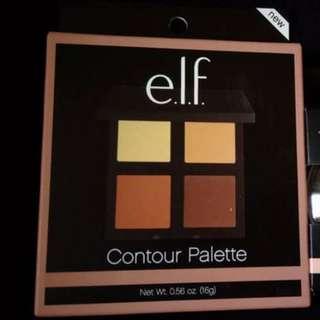 e.l.f. elf contour palette