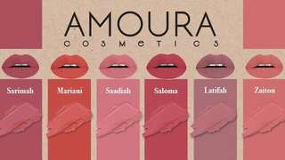 Amoura Cosmestics Classic Collection