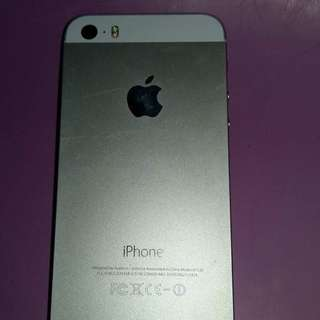 IPHONE 5s GOLD 32GB WITH NEW (GPPLTE)