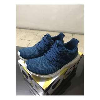 Adidas UltraBoost 3.0 X Parley Blue