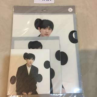 [READY STOCK] EXO SM COEX MERCHANDISE CHANYEOL SET