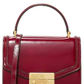 美國專櫃Tory burch juliette mini top handle satchel-handbags.