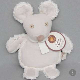 Charlie Bears Skinny Milly Mouse