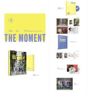 JBJ - THE MOMENT (1st Photobook)