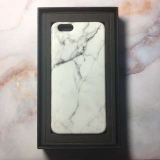 iPhone 6/6S Marble Print Phone Case (Soft Shell)