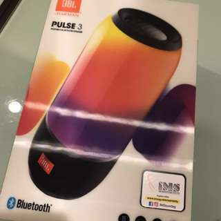 JBL Pulse 3 Portable Bluetooth Speaker by Harman