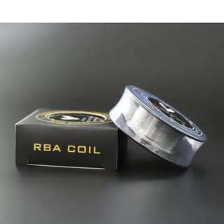 RBA DIY Coils