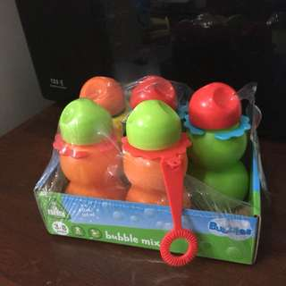 Elc bubble bottle